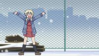 Hidamari Sketch Wikia - Season One (A Winter's Collage - 198)