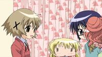 Hidamari Sketch Wikia - Season One (A Winter's Collage - 351)