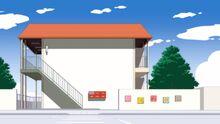 Hidamari Apartments