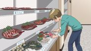 Meat Village meat selection