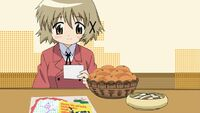 Hidamari Sketch Wikia - Season One (A Winter's Collage - 260)