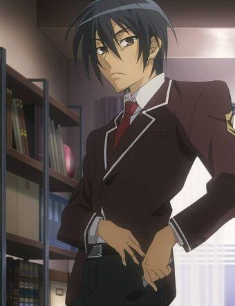 Butei Academy Uniforms | Hidan no Aria Wiki | Fandom