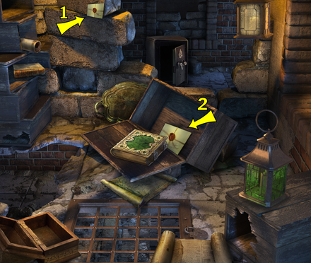 Diggers' Stash | Hidden City: Mystery of Shadows Wiki