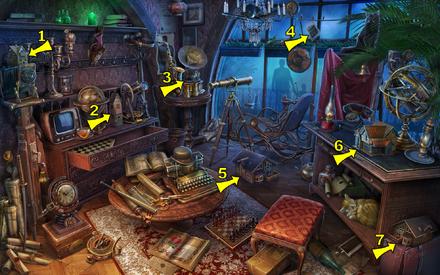Collector S House Hidden City Mystery Of Shadows Wiki
