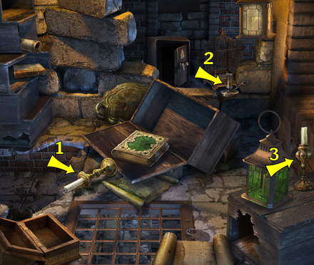 Diggers Stash Hidden City Mystery Of Shadows Wiki