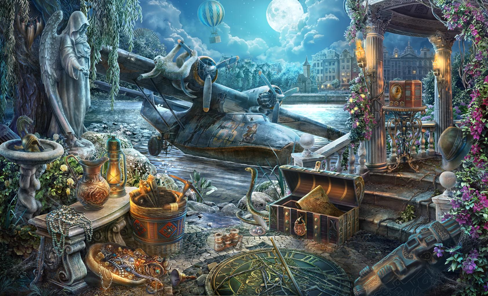 Crash Site | Hidden City: Mystery of Shadows Wiki | FANDOM powered ...