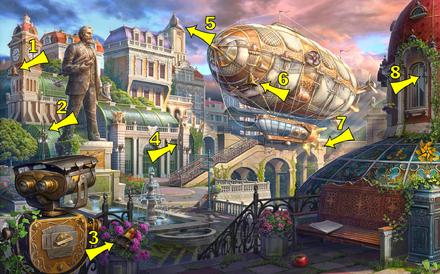 Airship Dock   Hidden City: Mystery of Shadows Wiki   FANDOM