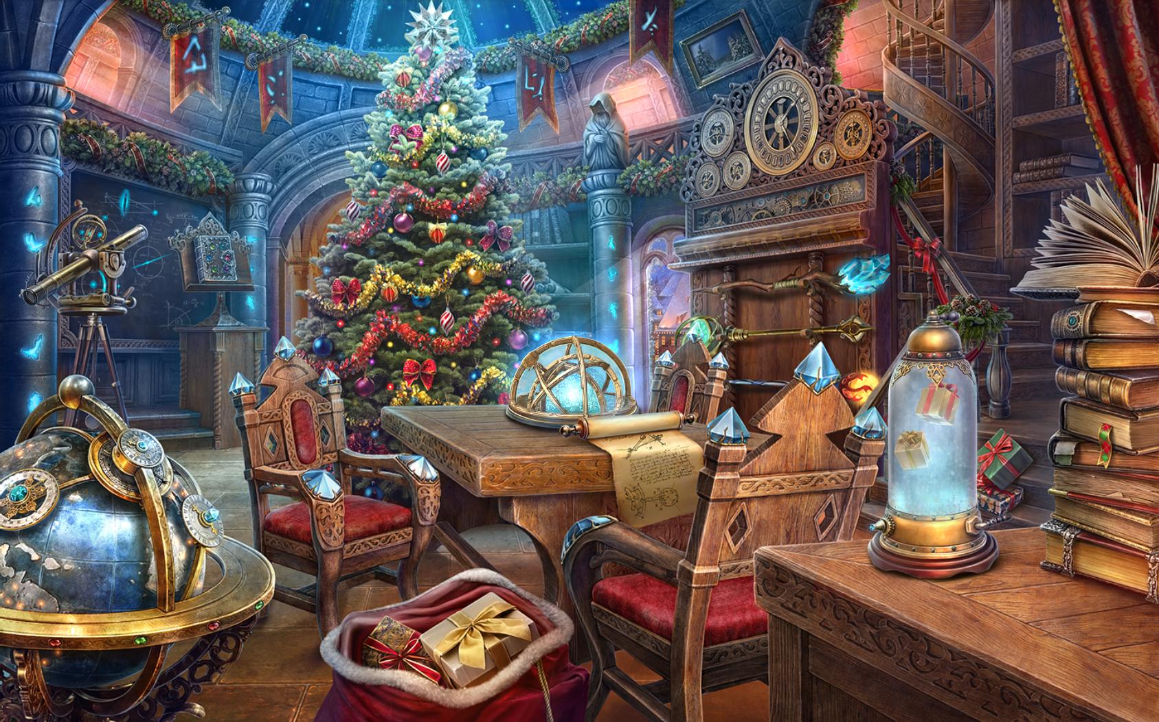 Weihnachtsschule | Hidden City Wiki | FANDOM powered by Wikia