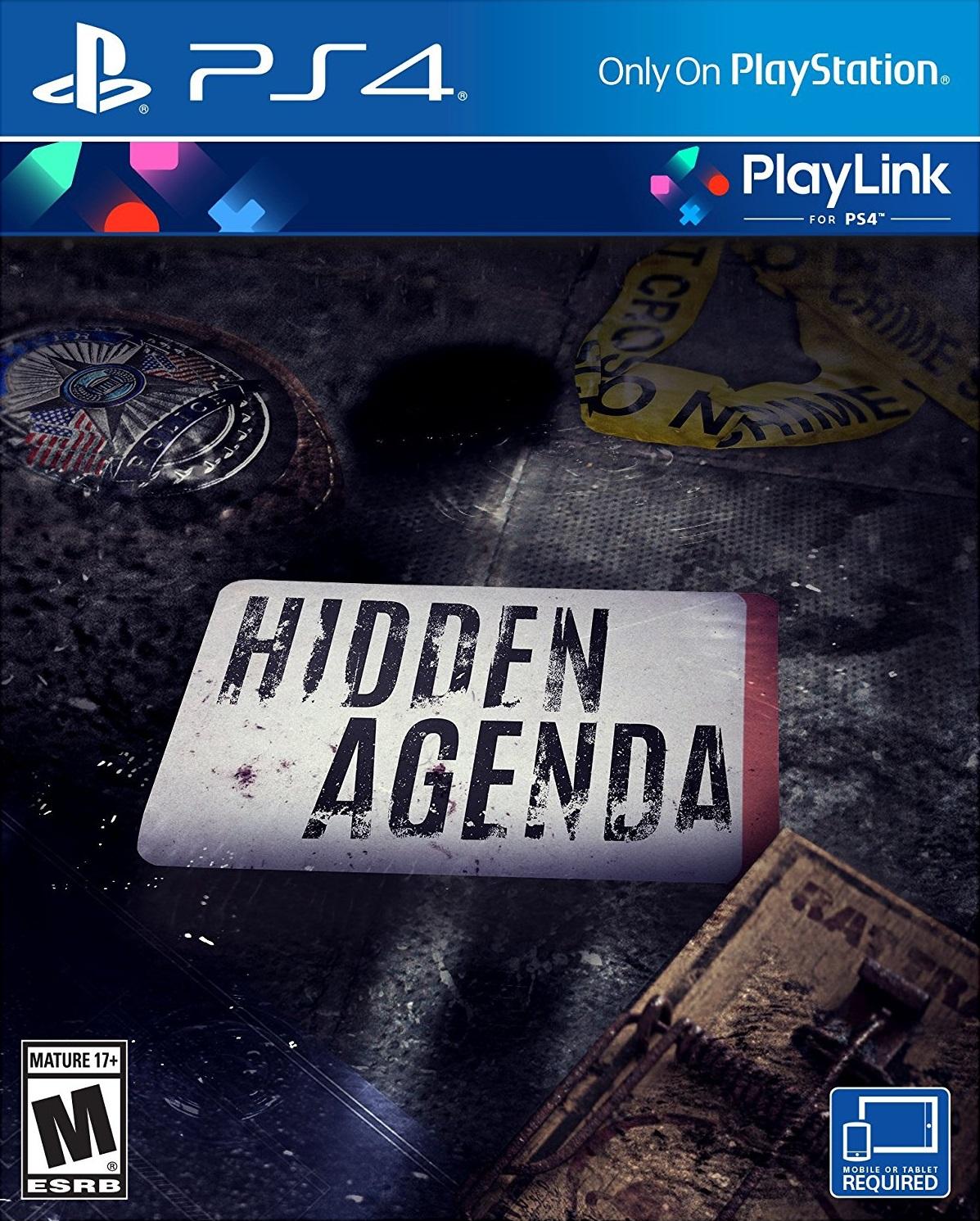 Hidden Agenda Wiki