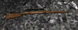 M1903A4 Springfield with optics (Alps 2)