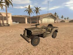 Willys Jeep (Abn-Sin-Oan)
