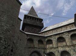 Adler Castle Keep