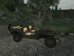 Willys Jeep (Training camp 2)