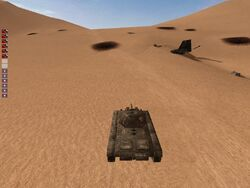 Panzer III (back seat 2)