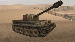 Panzer VI Ausf. E Tiger (Daiburn)