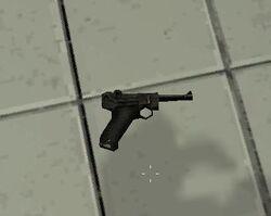 Luger P08 (Underground Labs 2)