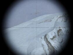 M1903A4 Springfield ironsights (Iceberg)