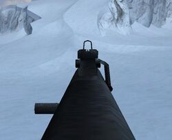 MP 44 ironsights (Iceberg)