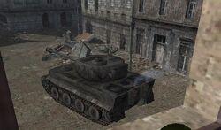 Panzer VI Tiger (Blade Dancer 2)