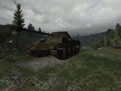 Panzer V Panther (Sumava 3)