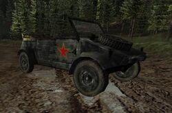 Kubelwagen - Russian (Sumava)