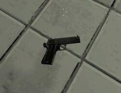 Colt M1911 (Stamsund)