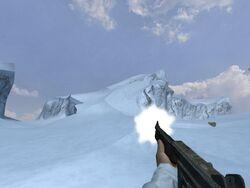 M1 Thompson firing (Iceberg)