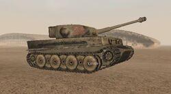 Panzer VI Tiger (Daiburn 2)