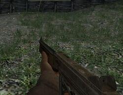 M1A1 Thompson (Training camp 2)