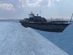'78 Higgins PT boat (Iceberg 2)