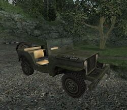 Willys Jeep (Training camp)