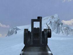 M1918 BAR ironsights (Iceberg)