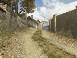 Side Road (Broumov)