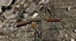 M1A1 Thompson (Blade Dancer 2)