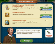 Quest For the Birds 3-Tasks