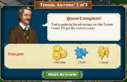 Quest Tennis, Anyone? 2-Rewards