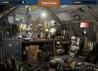 Scene Thief's Lair-Screenshot