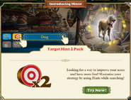 Target Hints Promo-Screenshot