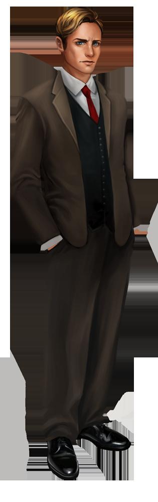 Character Rex Stern