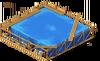Questitem Turquoise Pagoda-construction