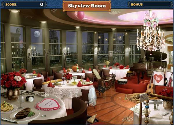 Scene Skyview Room-Screenshot
