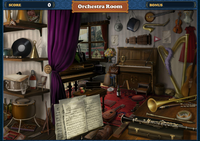 Scene Orchestra Room-Screenshot