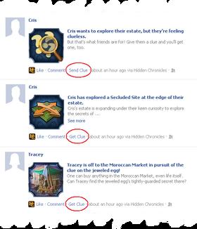 News Feed Clues-Screenshot2