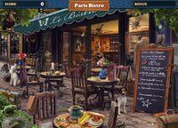 Scene Paris Bistro-Screenshot