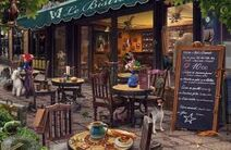 Pariser bistro