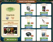 Freeitem Crop Circle-info