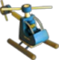 HO Beach Helicopter-icon