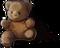 HO Ski Teddy Bear-icon