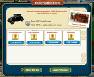 Getaway Car Construction Crew