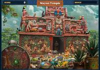 Scene Mayan Temple-Screenshot